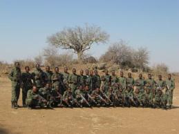 EAL - PAMS - Rapid Response Team in Ruaha, Tanzania