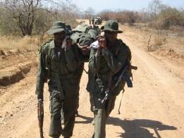 EAL - PAMS anti-poaching training in Ruaha NP, Tanzania