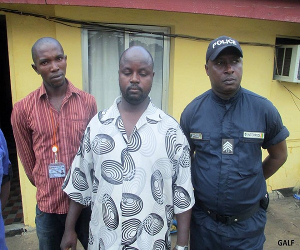 Elephant Action League - Wildlife Trafficker Ousmane Diallo Arrested in Guinea