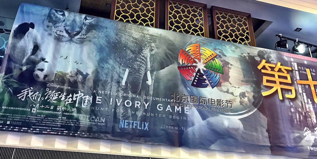 The Ivory Game - Beijing Film Festival 03