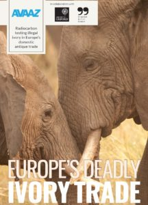 Illegal Ivory trade in Europe